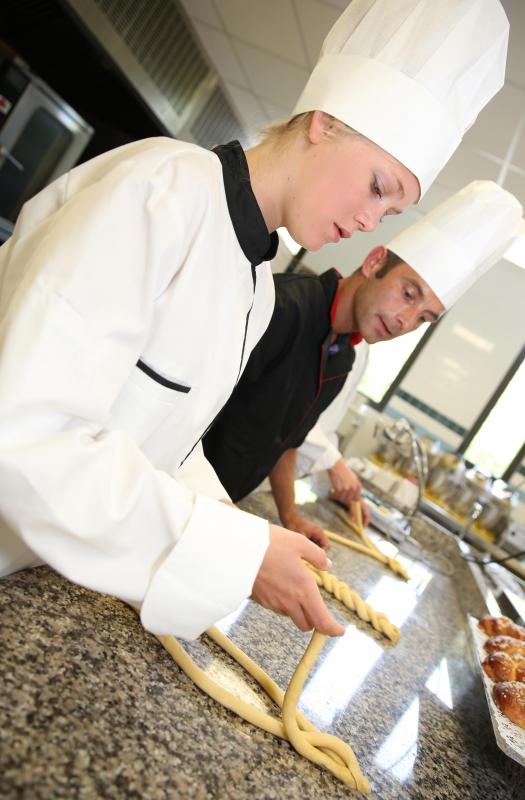 Technical schools may offer culinary training.