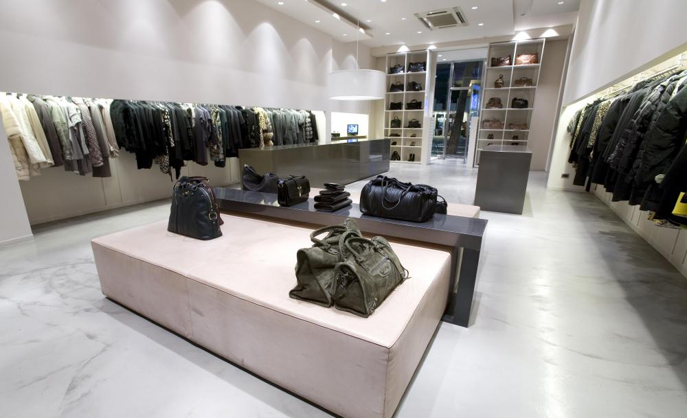 Assistant buyers might help manage a boutique chain's inventory.