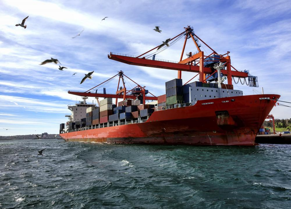 Ships may arrive during the day or night, so a longshoreman may be on call 24-hours a day.