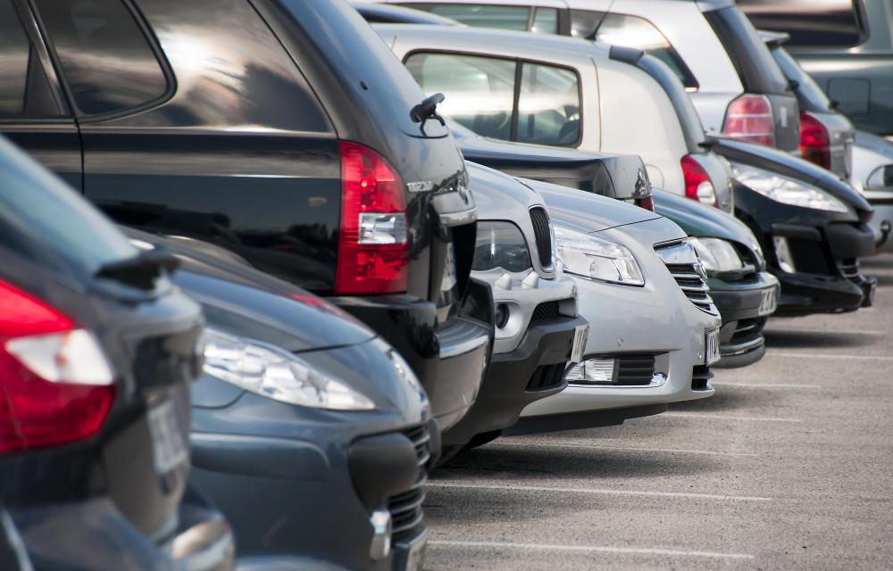 Commercial developers need to ensure adequate customer parking when developing new shopping centers.
