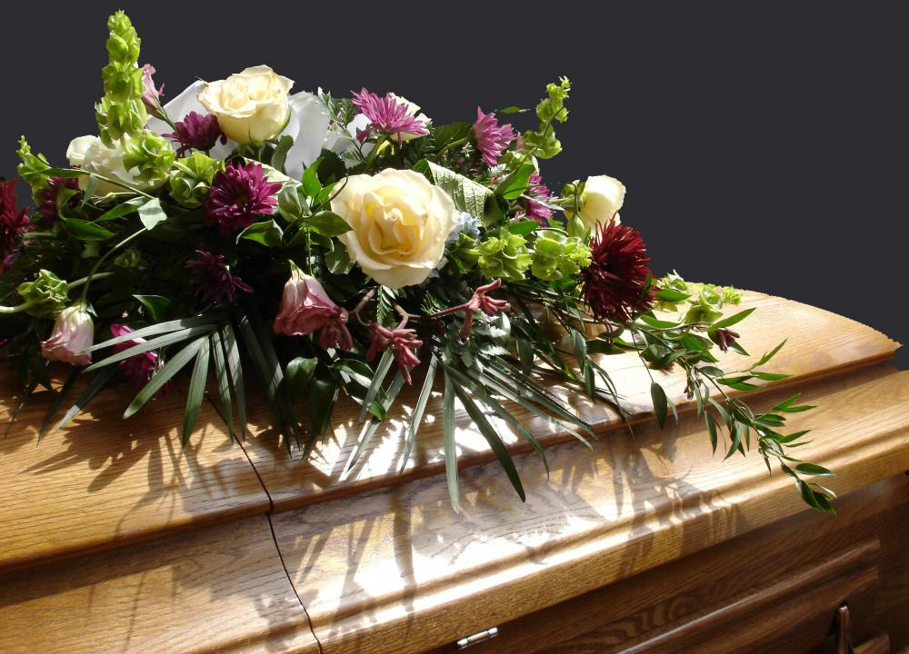 A closed casket funeral is done if a mortician cannot reconstruct the body.