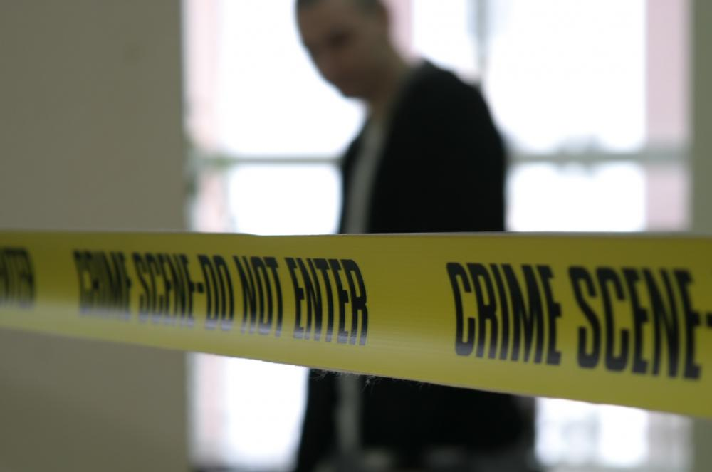 Crime scene investigators are trained to study crime scenes.