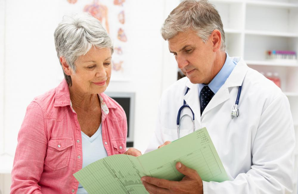 Primary care physicians complete several years of college and medical school.