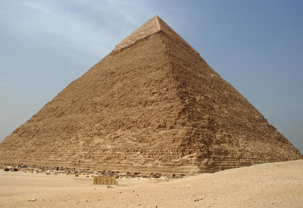 A specialist tour operator may focus on popular attractions, such as the Pyramids at Giza, Egypt.