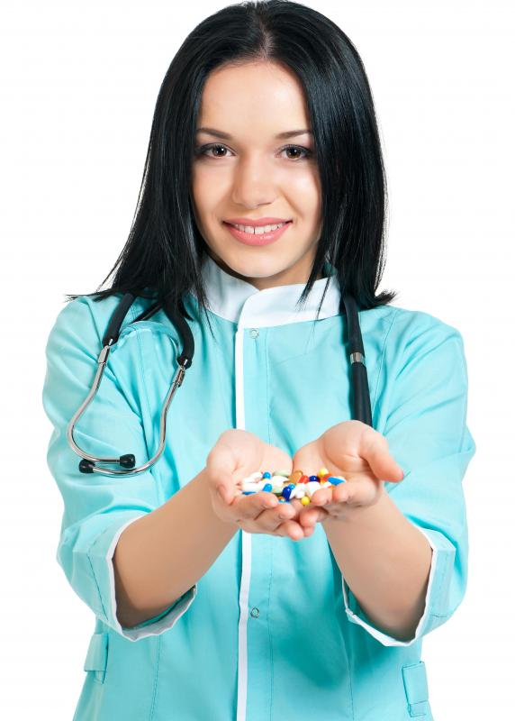 Nurse practitioners may specialize in primary care.