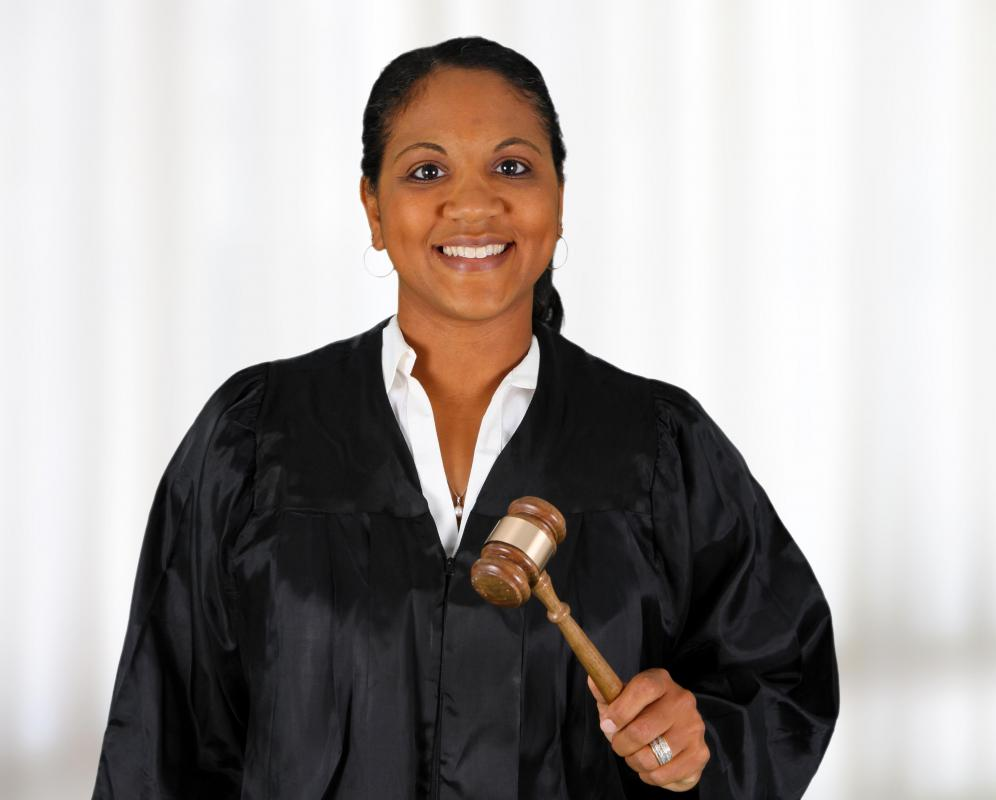 A judge is one example of a civil officer.