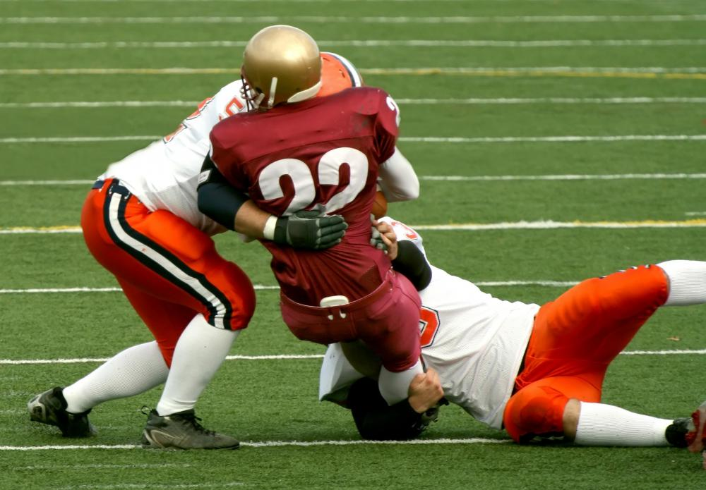 Sports medicine physicians can help with the diagnosis of concussions.