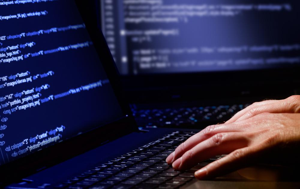 Some IT specialists are trained to perform website maintenance in order to address security threats.