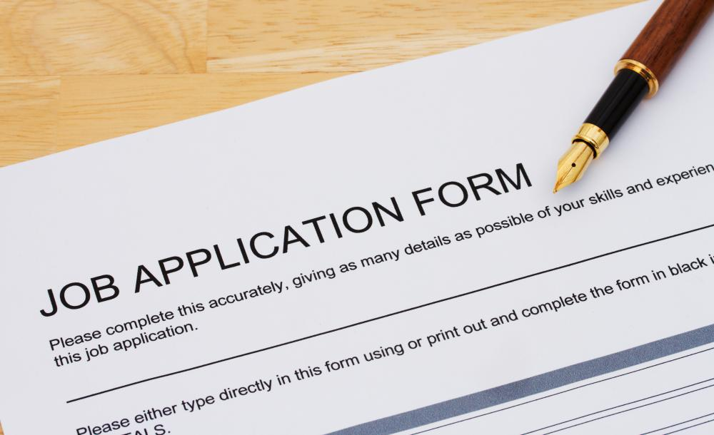 Some job applications may ask if you've ever been fired in the past.