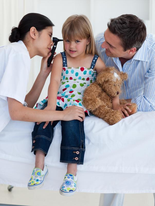 A home health nurse may choose to specialize in pediatric care.