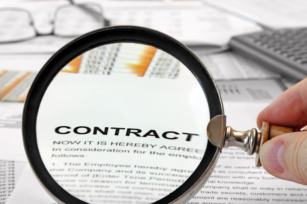 A contract administrator ensures all parties to an agreement are fulfilling their obligations.