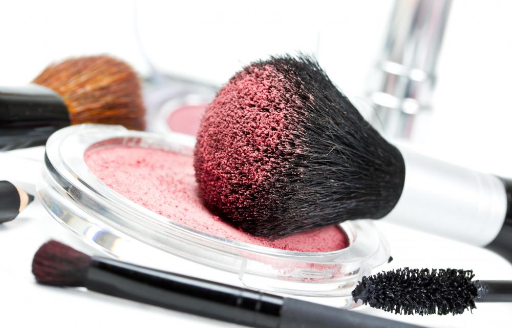 Cosmetic manufacturers may produce blush.