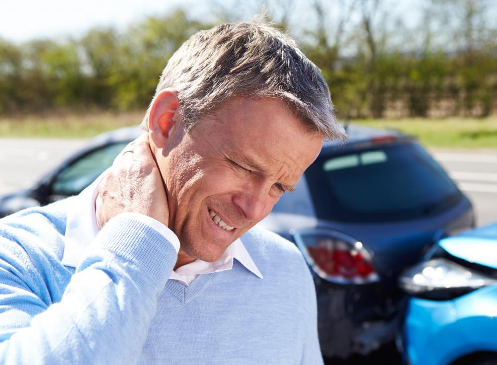 A whiplash injury may respond well to naprapathy.