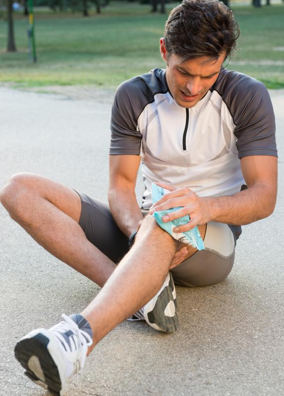 Some orthopedists who specialize in sports-related injuries work at a comprehensive sports injury clinic.