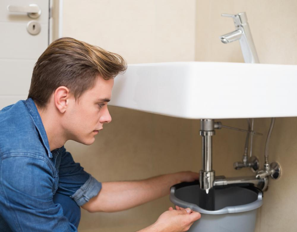 Plumber is one career that is benefited by people going to a vocational school.