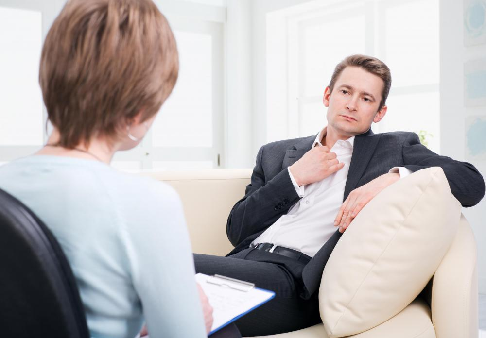 The techniques of cognitive behavioral therapy support the belief that people can change the ways they think and behave, often with the help of a therapist.