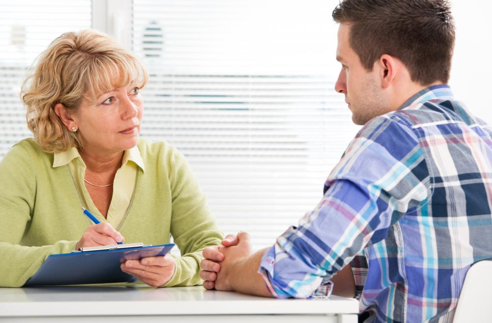 An employee assistance program typically offers counseling.