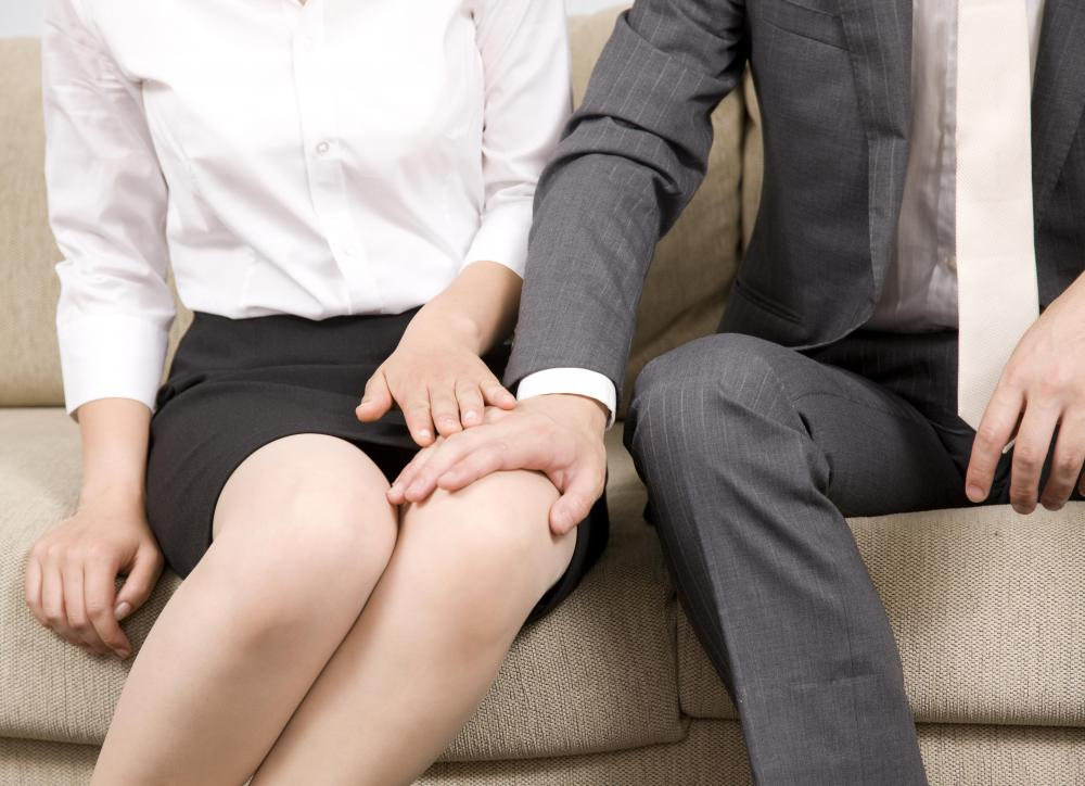 An employee relations specialist will investigate sexual harassment claims.