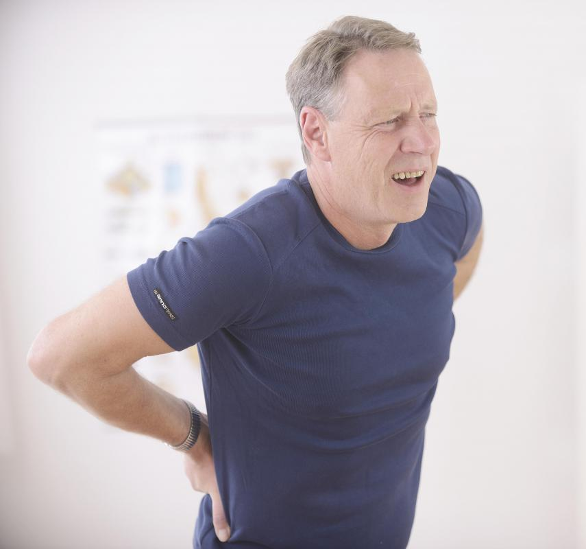 People with chronic lower back pain might get help from an exercise physiologist.