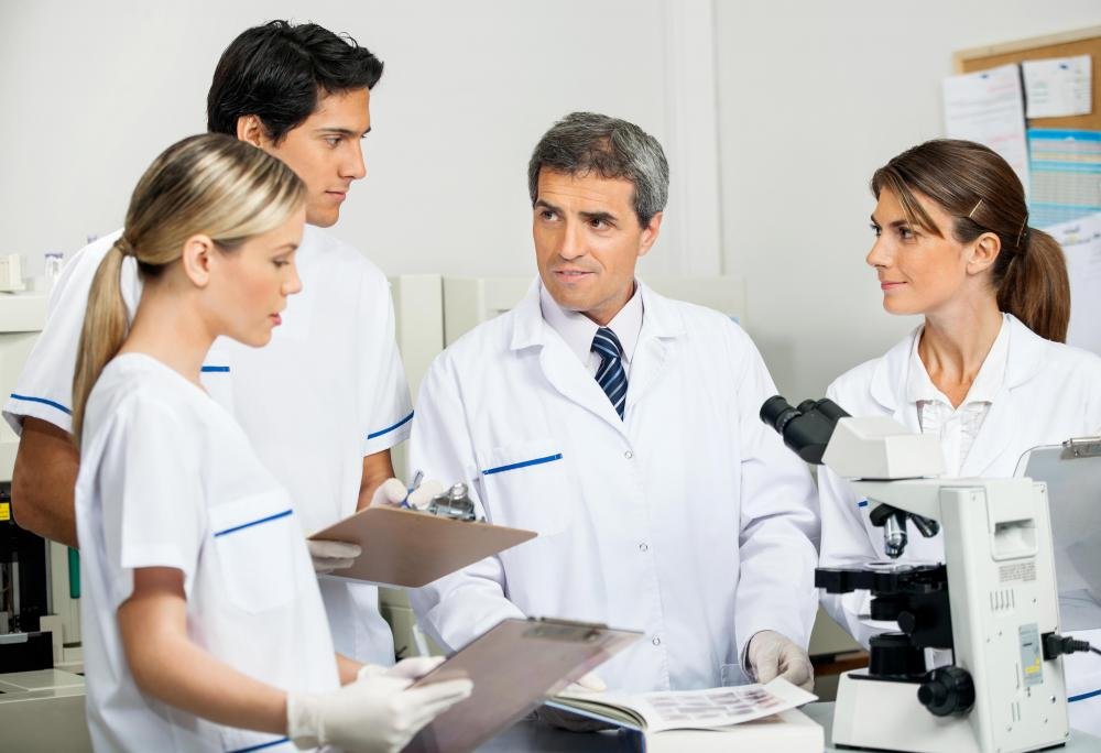 A medical examiner assistant may be a medical school student working directly under a forensic doctor.