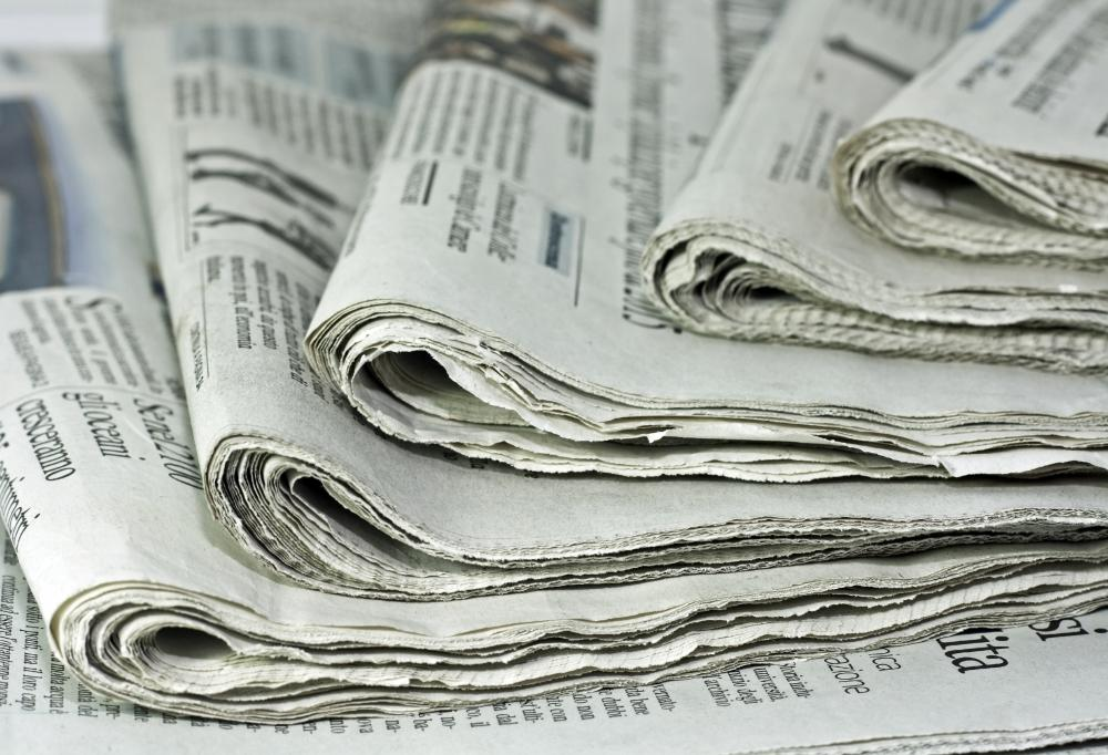 Media specialists can teach students how to use newspapers for research purposes.