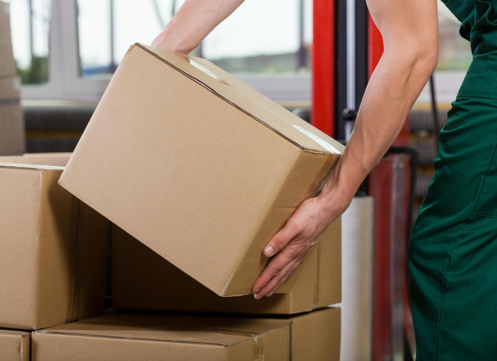 Shipment tracking helps ensures that the goods do not get lost.