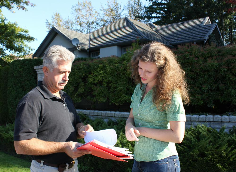 Realtors must be familiar with the paperwork required to buy and sell homes and other properties.