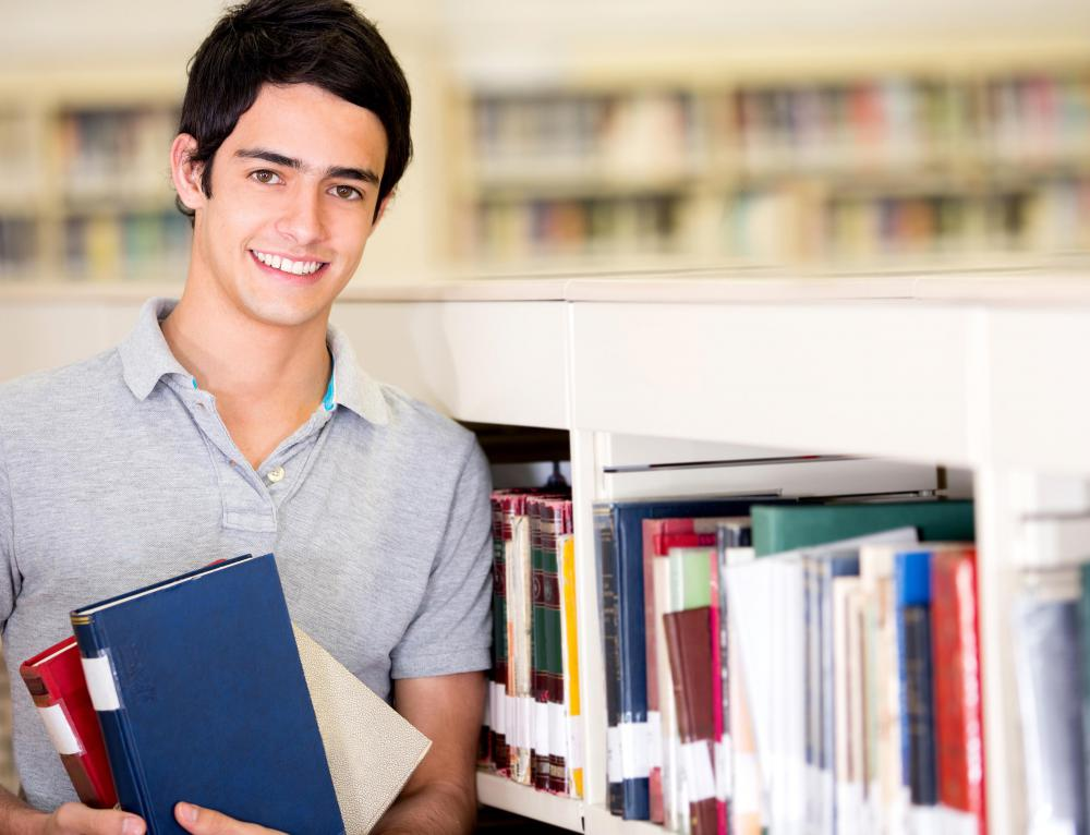 Libraries might provide resources to help facilitate a distance education program.