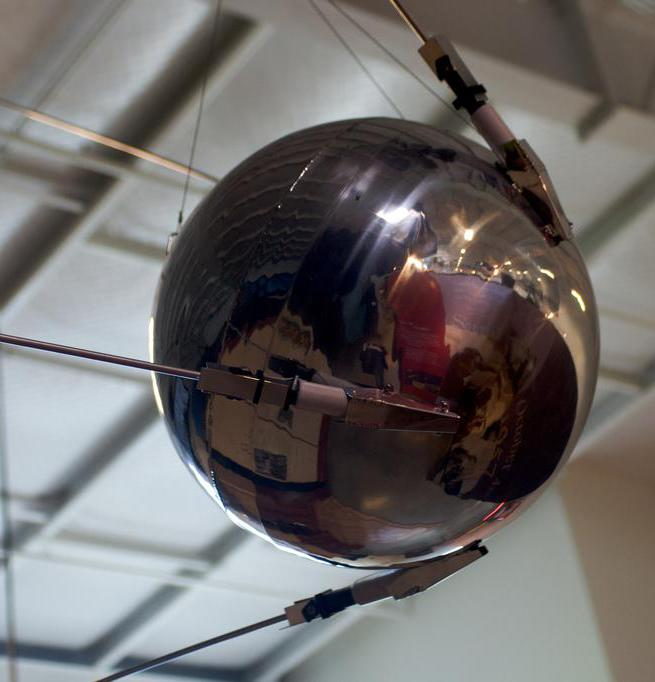 Sputnik was an early feat of astronautical engineering.