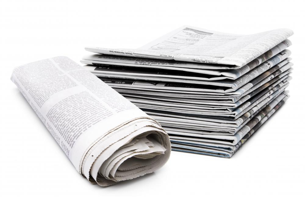 Many traditional print newspapers also publish content online.