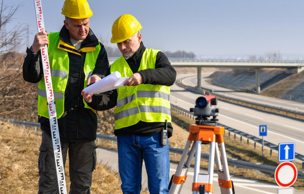 A project surveyor, sometimes also referred to as a survey party chief, directs the daily work activities of an engineering field survey crew.