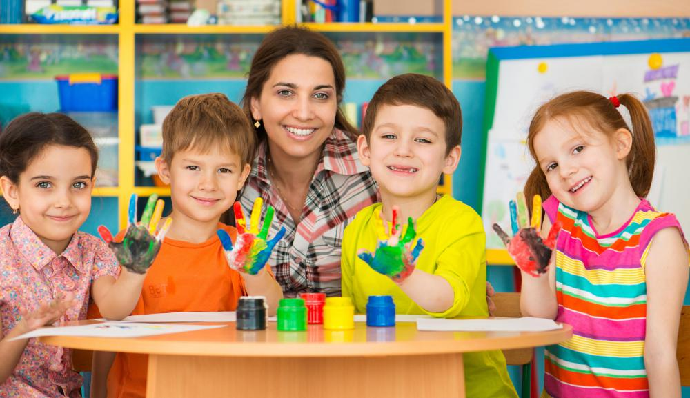 A primary school is an academic institution that begins with kindergarten.