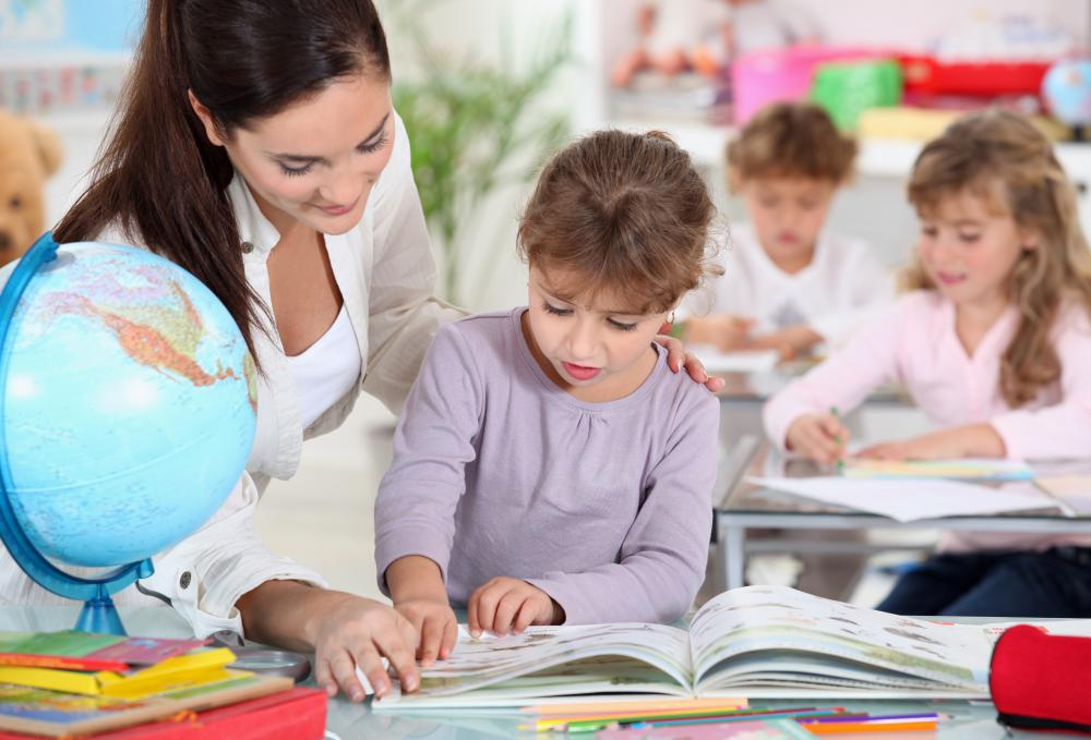 Classroom management may involve the way a teacher handles behavioral issues in a classroom.