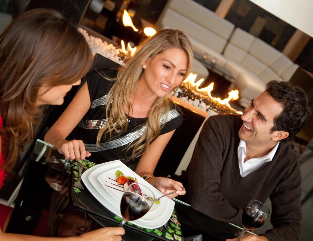 A restaurant tester may visit restaurants to check for food quality.