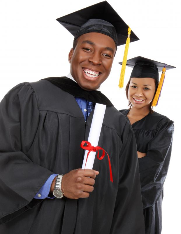 Passing all required courses is necessary to graduate.