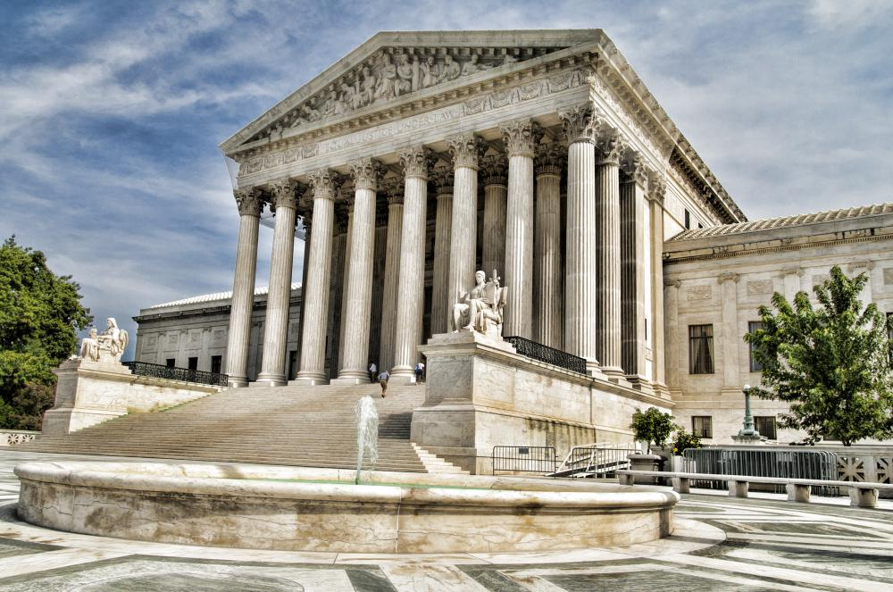 Rulings made by a court of appeals judge may be appealed to the United States Supreme Court.