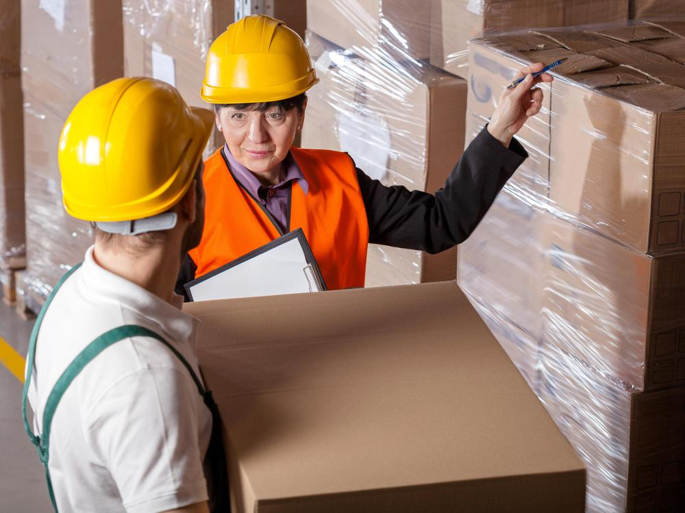 A procurement supervisor may ensure that the flow of required supplies is adequate at all times.