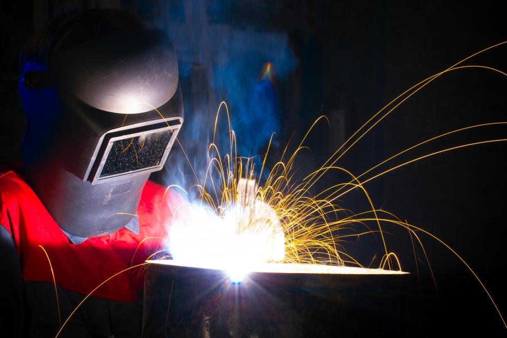 Pipefitters are generally expected to have welding skills.