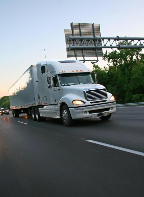 Trucking dispatchers must report location changes and time changes requested by customers.