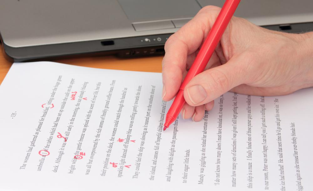 Writing tutors might help students improve academic essays.