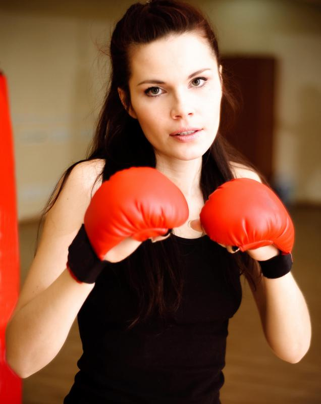 Boxing managers usually have experience as a boxer themselves.