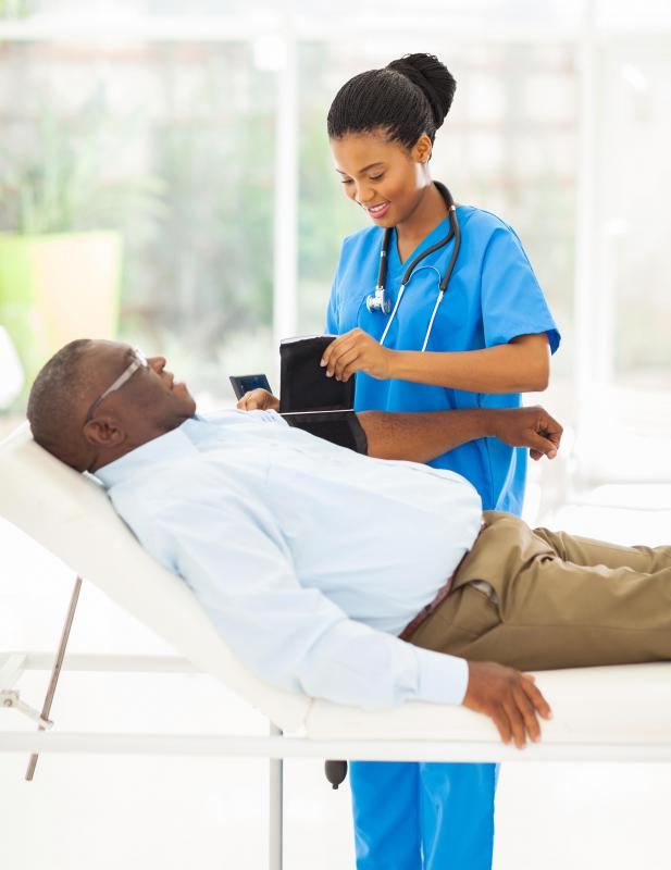 Private duty nurses are responsible for performing specialized medical tasks and taking patient vital signs.