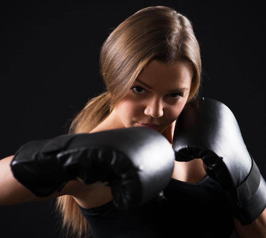 A bodyguard is required to pass training courses offered by schools in self defense.