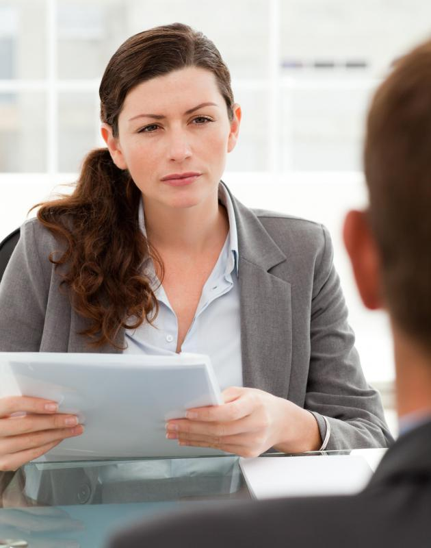 Is is important to always be honest but brief when discussing having lost a job during an interview.