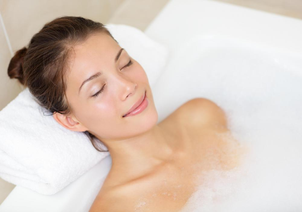 Cosmetic manufacturers will produce bath salts and bubble baths.